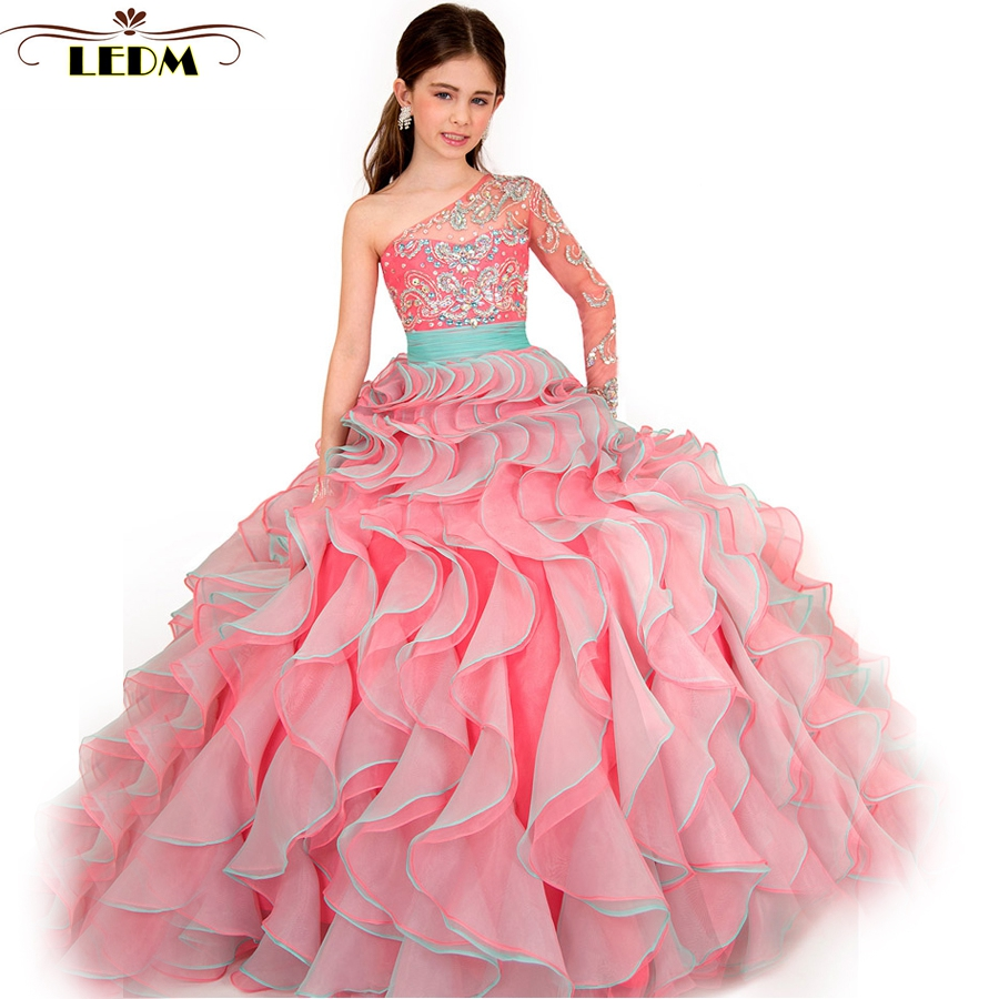 Baby Beauty Pageant Dress - raveitsafe