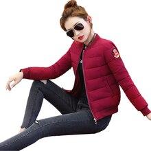 2017 Casual Autumn Women's Winter Jacket Coat Parka Lady Duck Down Jacket Female Standard Jacket Short Down Jacket for Women