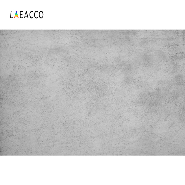 Laeacco Cement Wall Texture Gradient Solid Color Party Portrait Photographic Backgrounds Photography Backdrops For Photo Studio