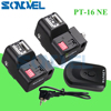 PT 16 NE 16 Channels Wireless Radio Flash Trigger Set With 2 Receivers With Umbrella Holder