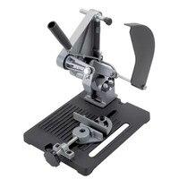 Electric angle grinder holder universal desktop bracket for angle ginder support shelf