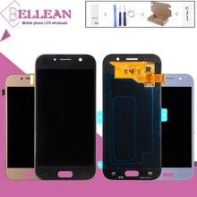 HH Oled A520 Дисплей для samsung Galaxy A5 ЖК-дисплей 2017 A520f SM-A520f Дисплей Сенсорный экран планшета Ассамблея Бесплатная доставка + Инструменты