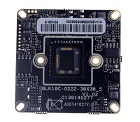 Ultra Low Illumination 1080P 2MP 1 2 8 SONY IMX222 Sensor IP Camera Board 38 38