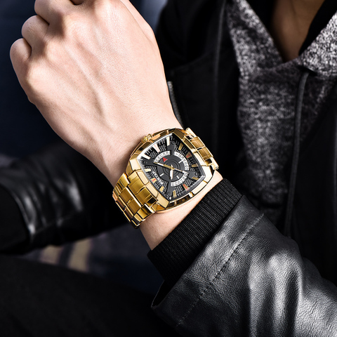 Benyar Men Watch Top Luxury Brand Military Reloj Hombre Steel Quartz Watches Waterproof Sport Wrist watches Casual Montre Homme Lahore