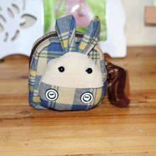 Canvas Cloth Hand Carry Bag Purse Durable Casual Cute Cartoon Animal Shape Small Bags Coin Purse monederos para mujer monedas стоимость