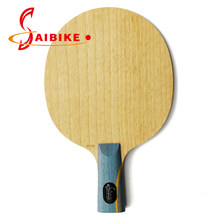 Hurricane Long table tennis blade table tennis racket ping pong bat Long handle(China)