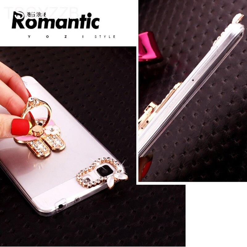 Bling Crystal Glitter Sparkle Plating Case Cover