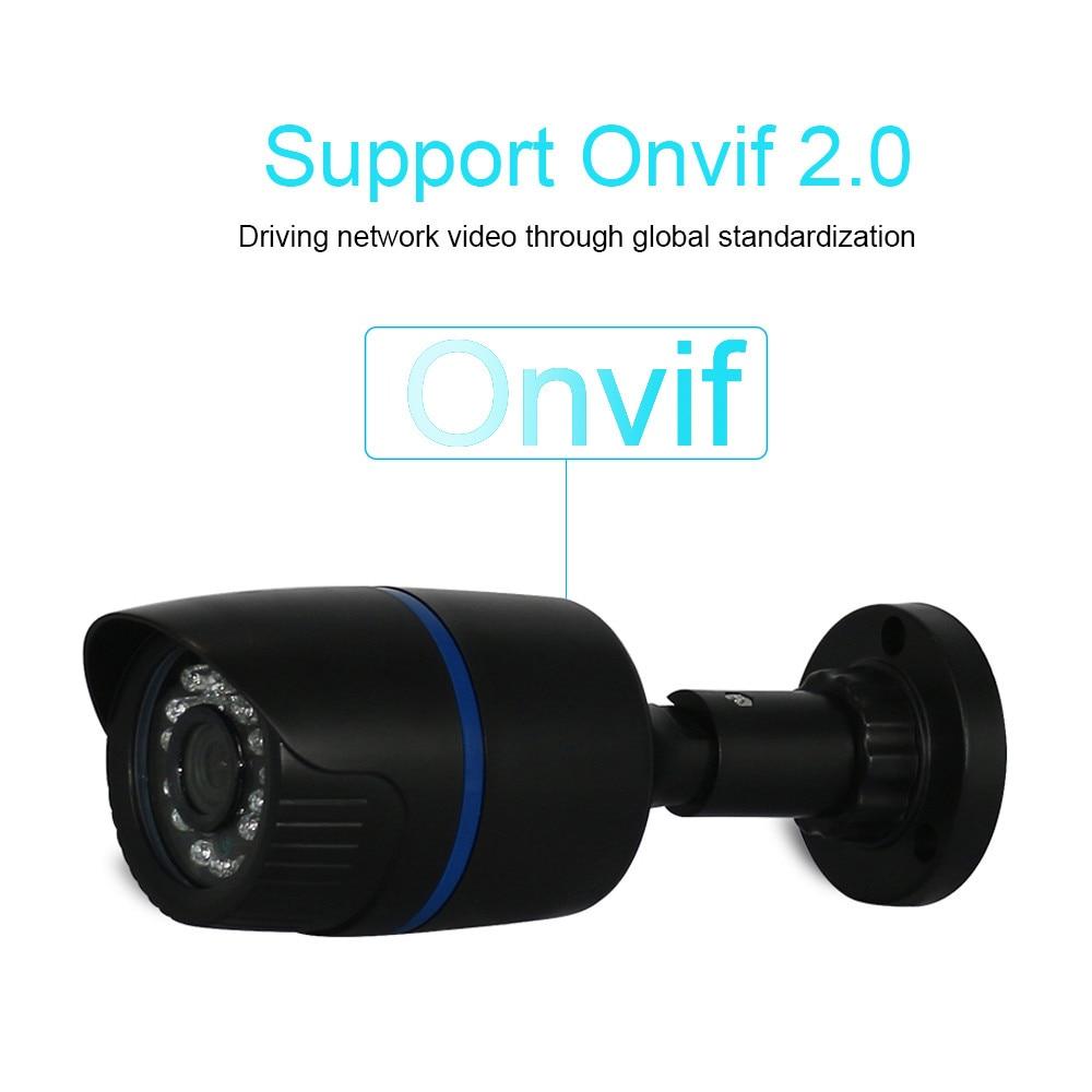 Hiseeu Surveillance Camera IP Camera 960P 1.3MP HD Network CCTV Bullet Camera Onvif 2.0 IR Security Baby Monitor Dropshipping