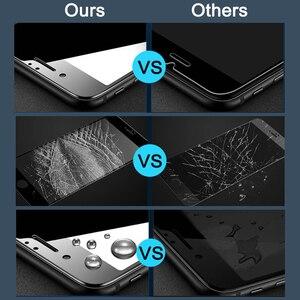 Image 5 - 2 PCS 100% Originele Volledige Cover Gehard Glas voor Huawei Y7 Prime 2019 9 H Screen Protector Beschermende Film Voor DUB L21 L22 Glas