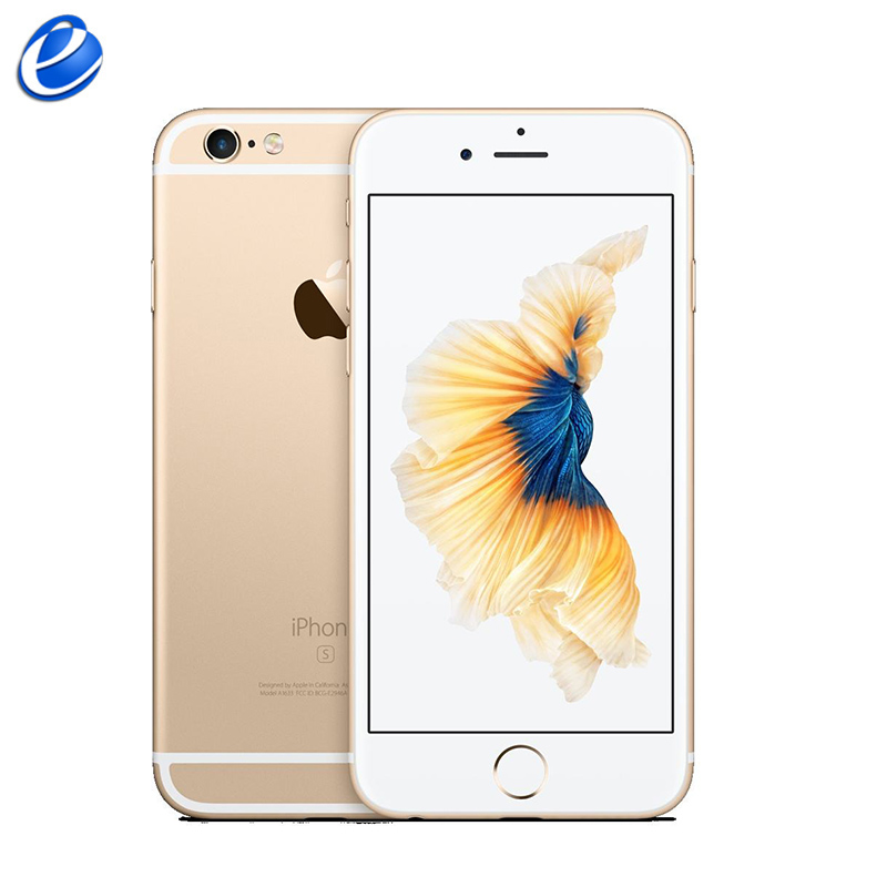 Apple A9 Original iPhone 6S 16gb 2GB GSM/WCDMA/LTE Dual Core Fingerprint Recognition title=