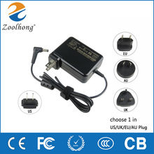 19V 4.74A 90W Ac Adapter Voor Asus A41I A42J/V A43S A45V A46C A52J A53S A55V A56C a72 A83S Laptop Lader Voeding
