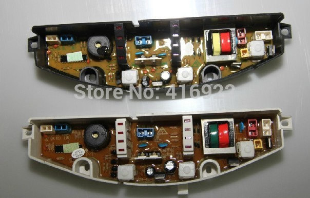 Free shipping 100% tested for Meiling xqb42-258a xqb42-158a xqb45-258a washing machine board motherboard on sale free shipping 100% tested for meiling ncxq50 1c washing machine board xqb50 271 xqb46 168 hf 110 x motherboard on sale