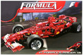 1242 pcs blocos de construção de Brinquedo modelo do carro 1:8 F1 Formula Racing auto-travamento bricks Compatível lepin 3335