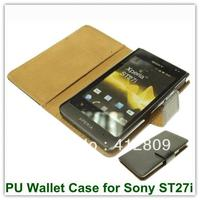 10PCS Lot Classic Wallet Style PU Back Skin With Credit Card Stand Folio Covers Case For