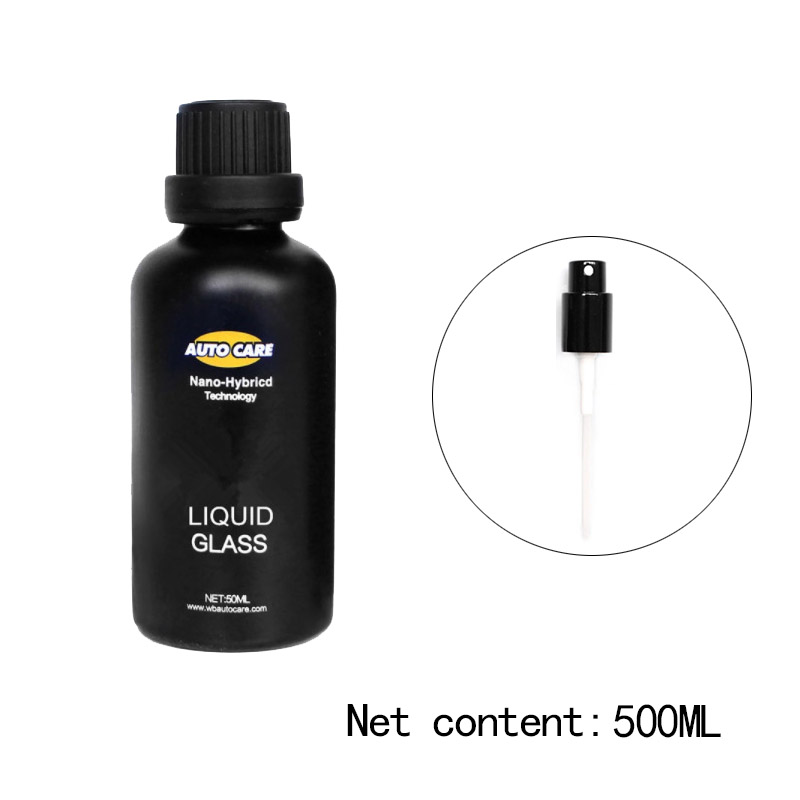 9H Ceramic Car Coating Liquid Glass Waterproof Nano Ceramic Car Paint Care scratch Super Hydrophobic Glass Coating in Grinding Polishing Paste Liquid from Automobiles Motorcycles