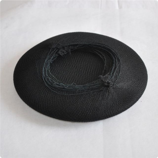 144pcslot Black Dancing Hairnet Elastic Edge Mesh Hair Styling
