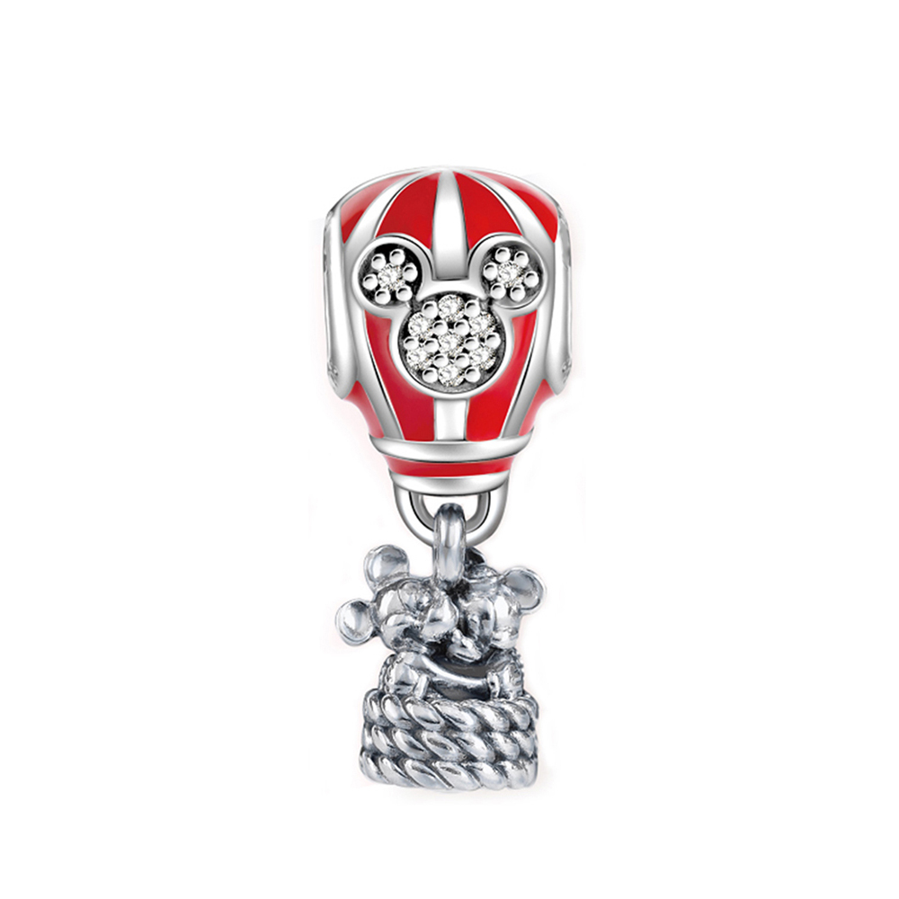 2019 NEW 100% 925 Sterling Silver New 1:1 True Love Balloon Charm Beaded 90th Anniversary Edition Fit DIY Bracelet Gift Making2019 NEW 100% 925 Sterling Silver New 1:1 True Love Balloon Charm Beaded 90th Anniversary Edition Fit DIY Bracelet Gift Making