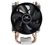 5 heatpipe, côté-soufflé, l'eau de refroidissement/Air CPU refroidisseur pour LGA 775/1150/1155/1156 FM1/AM2/AM2 +/AM3/AM3 + CPU ventilateur, CAH-209-03