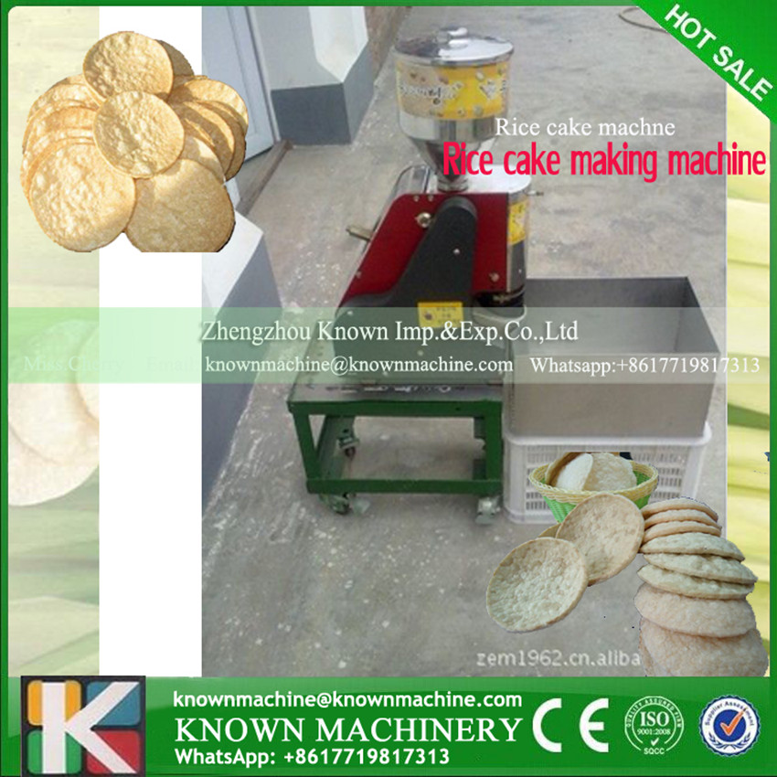 Heißer Verkauf Pop Reiskuchen Maschine Delice Reiskuchen Maschine Reis Kuchen  Hersteller In Heißer Verkauf Pop Reiskuchen Maschine Delice Reiskuchen ...