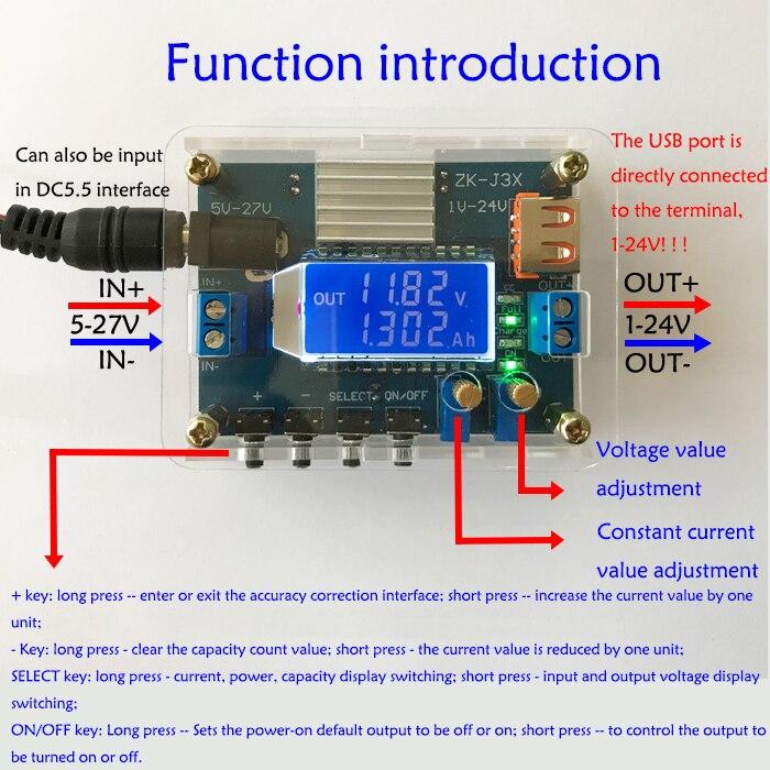 DC12-48V 10A Power-OFF Protection Board Emergency Cut-off  Power Control BSG