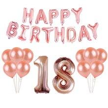 FoPcc 18th 25th 30th 35th Happy Birthday Party Decorations