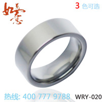Free Shipping Flat Tungsten Ring For Wedding Good Quality And Comfort Fit Features Width 8 0mm