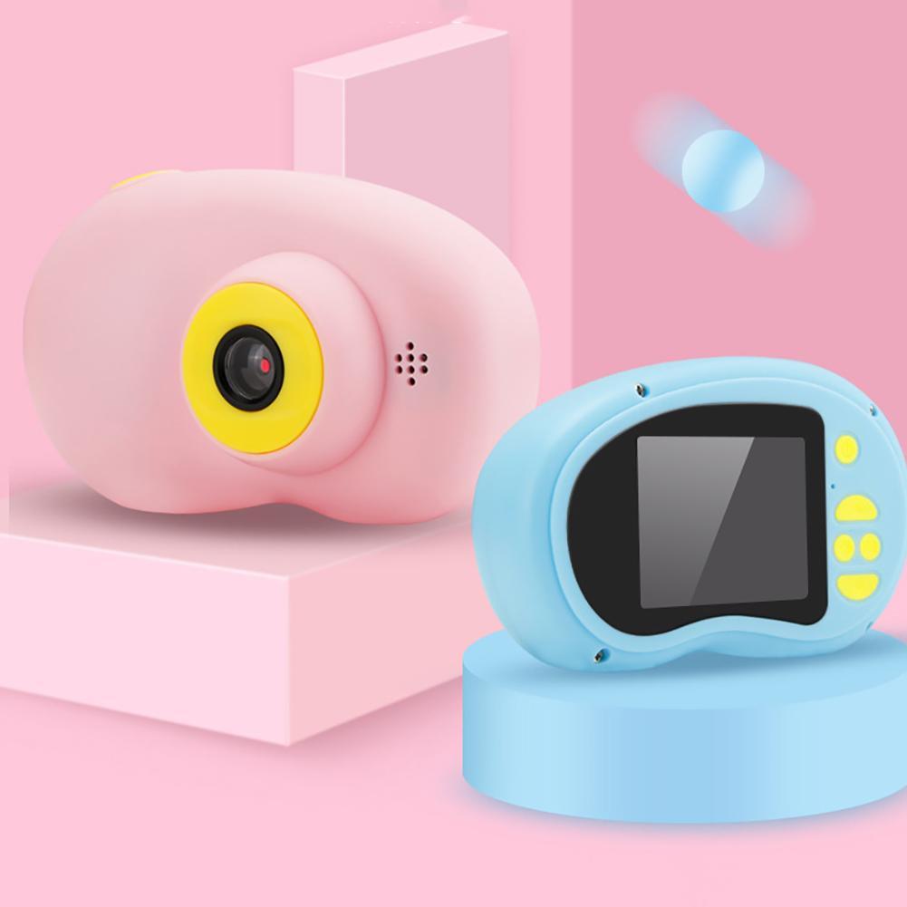 Cartoon Video Recorder Children Camera 2inch Screen 1080P 32GB Max Toy Gift 2019