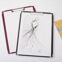 MoeTron 8K Black Clipboard A3 Drawing Board School Student Writing Pads Drawing Tablet Waterproof File Folder Board