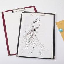 Wholesale MoeTron 8K Black Clipboard A3 Drawing Board School Student Writing Pads  Drawing Tablet Waterproof File Folder Board