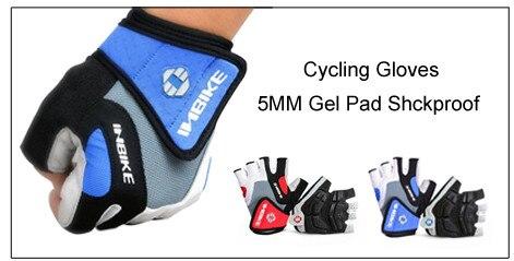 Unisexe Hommes Femmes Cyclisme Gym Gants Cyclisme Tricot Coton Maille dédouanement