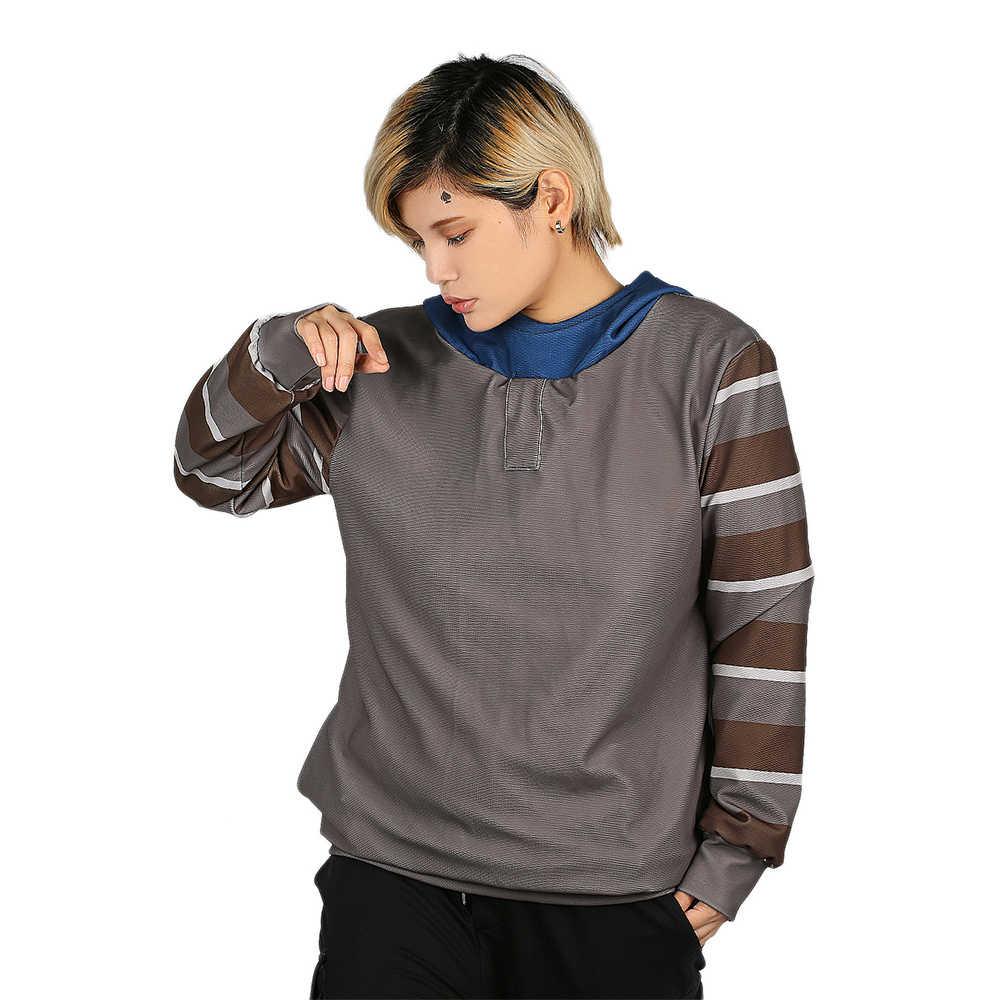 Coslive Venta caliente ticci Toby jersey con capucha Top camisa Cosplay traje chaqueta con capucha Unsex cómodo