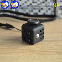A Toy A Dream 11 Style Fidgeted Cube Toys Original Quality Puzzles Magic Cubes Anti Stress