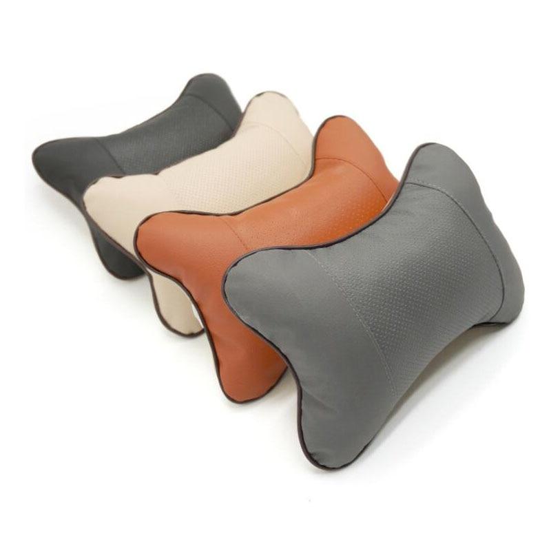 Four Seasons Universal Car Headrest Neck Pillow Bone Head Pillow Headrest