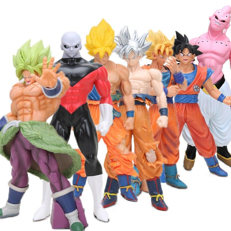 Figurine Dragon Ball Z Son Gokou Super DXF Chozoushu 18cm