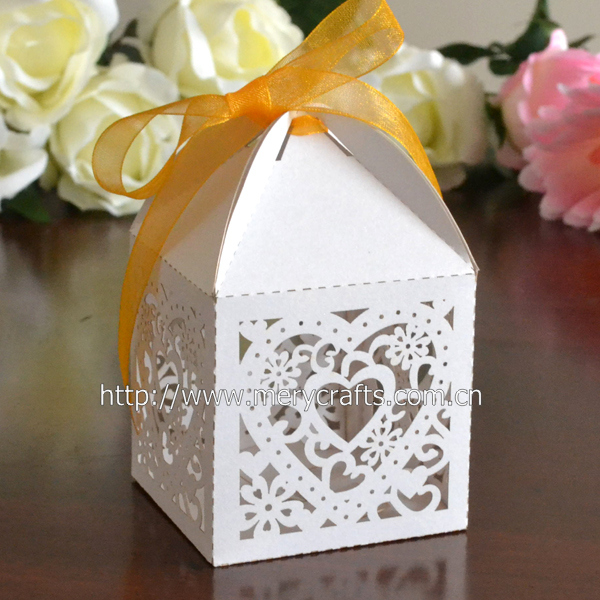 40pcslot Luxury Gifts Box For Wedding Favors Wholesale Decorative Delectable Decorative Candy Boxes