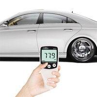 Smart Sensor Digital Paint Coating Thickness Gauge Meter Tester Automotive Coating Refinishing Paint Meter 0~1700um