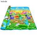 2 м * 1 8 м * 0 5 см  детские игровые коврики  коврик для ползания с двойной поверхностью  детский коврик  диозавр + коврик  развивающий коврик для ...
