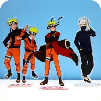Акриловые аниме фигурки Наруто 1
