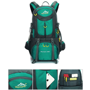 Image 5 - 60L 50L 40L men waterproof backpack travel pack sports bag pack Outdoor Mountaineering Hiking Climbing Camping backpack for male