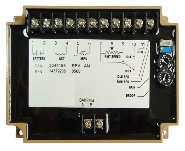 Electronic Governor Speed Control Unit 3044196Electronic Governor Speed Control Unit 3044196