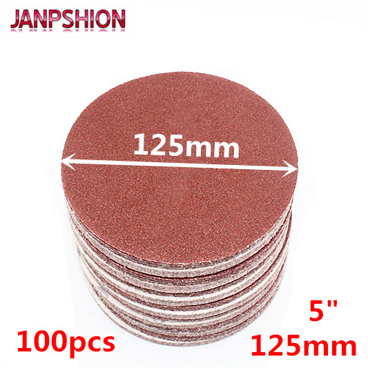 JANPSHION 100pcs 5