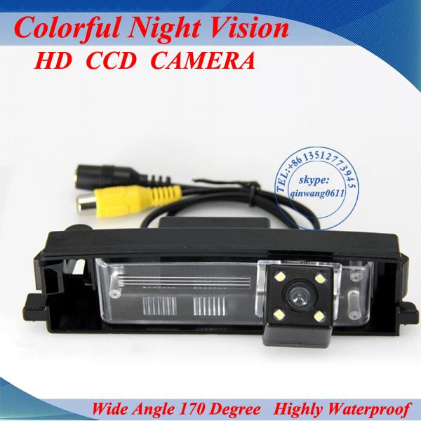 Prix pour Voiture caméra de recul Pour RAV4 Toyota Sauvegarde CCD inverse HD nuit version Assistance Parking imperméable à l'eau