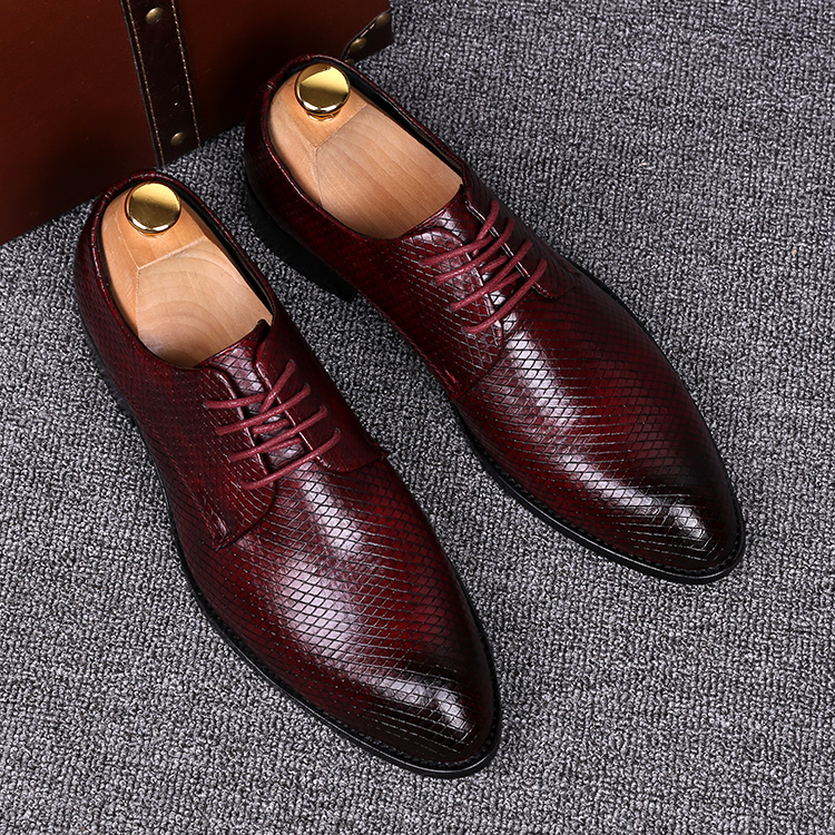 men fashion business wedding dress pointed toe genuine leather shoes breathable summer flats oxfords shoe lace up zapatos hombre men fashion oxfords pointed toe retro