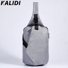 KALIDI Unisex Brust Rucksack Wasserdichte Männer's Pack Einzelnen Schulter messenger schultertasche ipad pro air 2 mini 3/4 schulter taschen