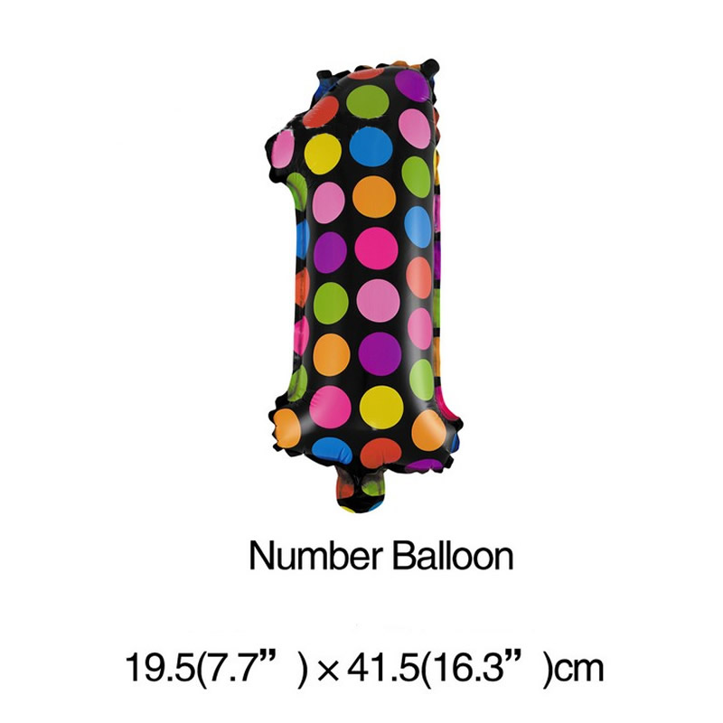 16-Inch-Colorful-Dot-Print-Foil-Ballooons-Digit-Number-Balloons-Birthday-Wedding-Celabrate-Air-Ballooons-2