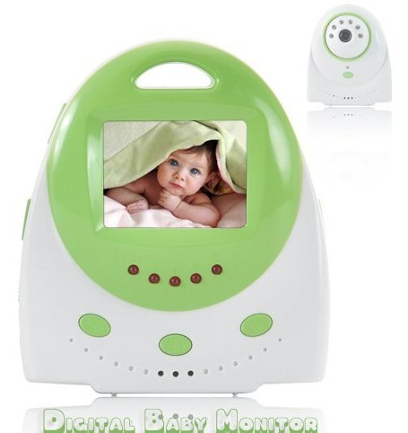 Здесь продается  320D 2.4 Inch Wireless Baby Camera Electronic Monitor Support Two Way Talk Night Vision Video Nanny Babysitter   Безопасность и защита