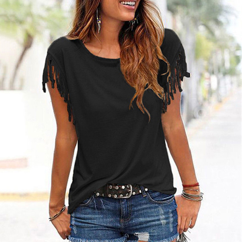 Las 8 Mejores Polera Negra Mujer Brands And Get Free Shipping
