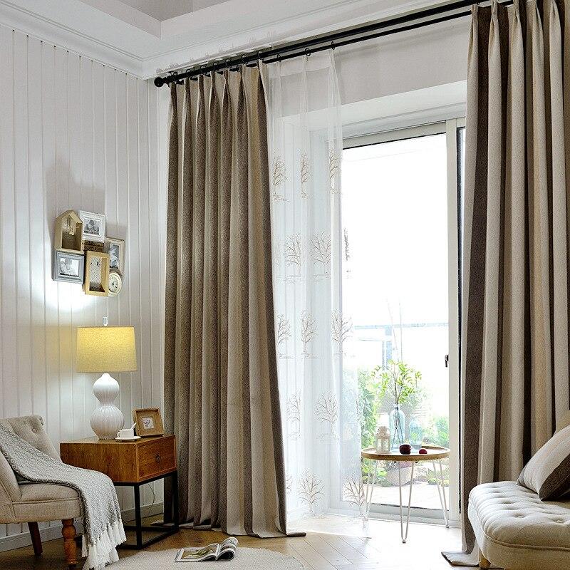 The New Minimalist Modern Bedroom Living Room European