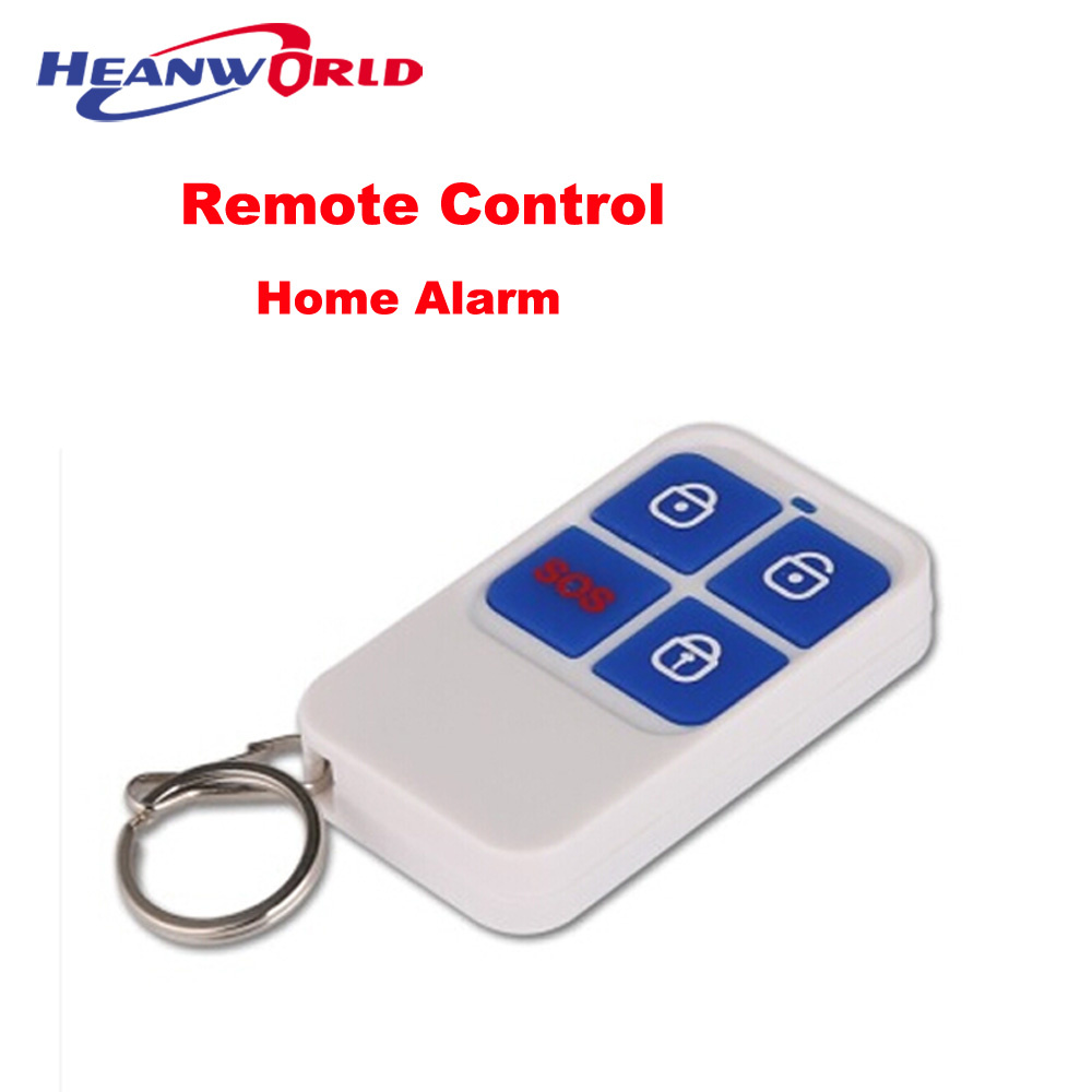 New Home Security Alarm System Mini Portable Wireless Remote Control 433MHZ Receiver For GSM alarm system Open and Closed wireless pager system 433 92mhz wireless restaurant table buzzer with monitor and watch receiver 3 display 42 call button