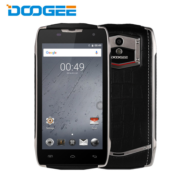 Doogee T5 Android 6.0 5.0 inch 4G Business Smartphone MTK6753 Octa Core 1.3GHz 3GB RAM 32GB ROM 13.0MP Rear Camera GPS